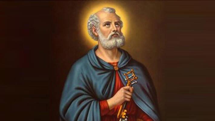 Oração a São Pedro Apóstolo