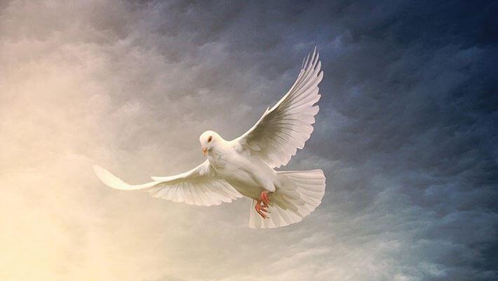 Oração de Invocação ao Espírito Santo