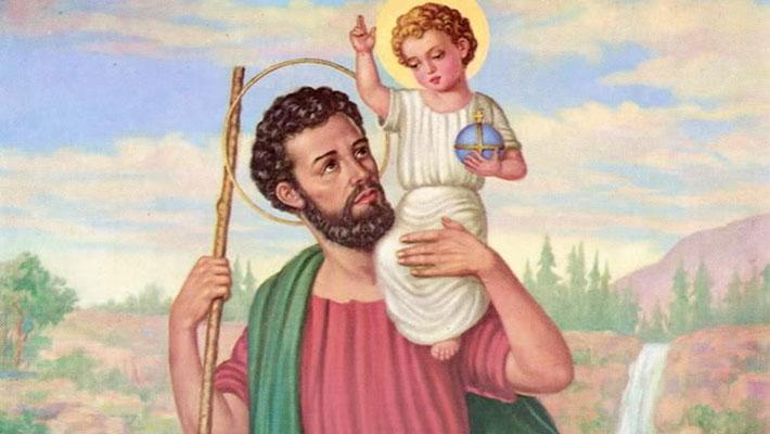 Oração à São Cristóvão