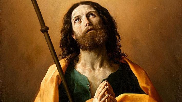 imagem sao tiago maior apostolo