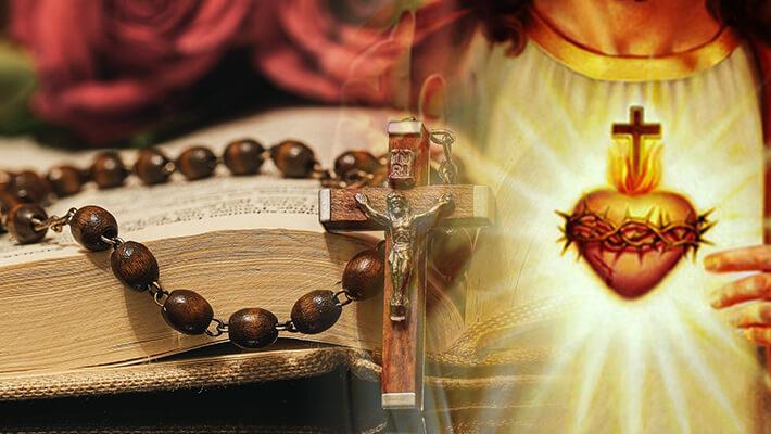 Como Rezar o Terço ao Sagrado Coração de Jesus?