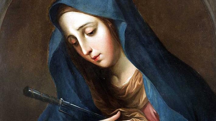 Oração a Nossa Senhora das Dores