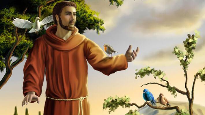 São Francisco de Assis: Oração e História