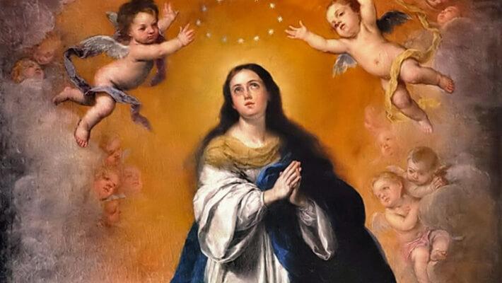 Como rezar o Ofício da Imaculada Conceição?