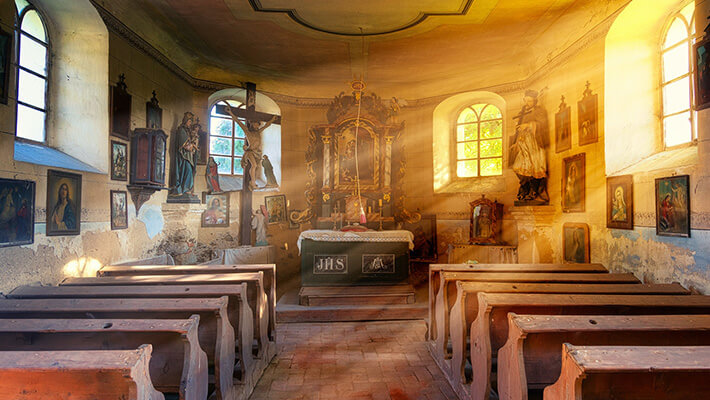 O que significa Templo na Bíblia?