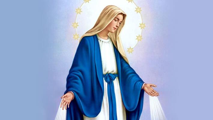 Nossa Senhora das Graças: Oração, História e Medalha Milagrosa