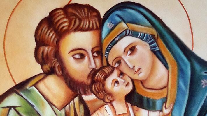 Qual a importância da Sagrada Família para os cristãos?
