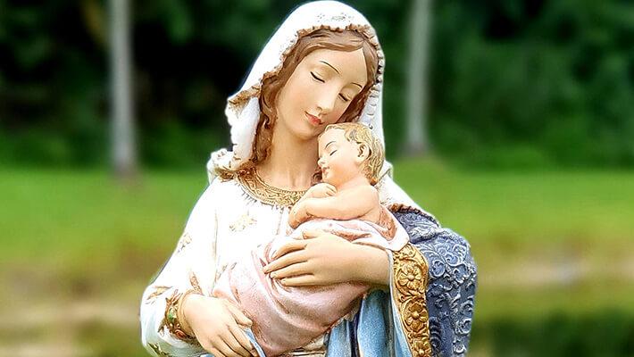 Santa Maria Mãe de Deus: o que significa?
