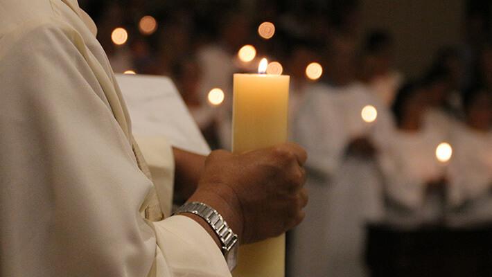 O que é celebrado no Sábado de Aleluia