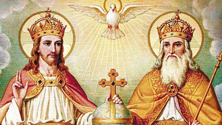 O que é a Santíssima Trindade?