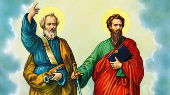 Quem era São Pedro e São Paulo?